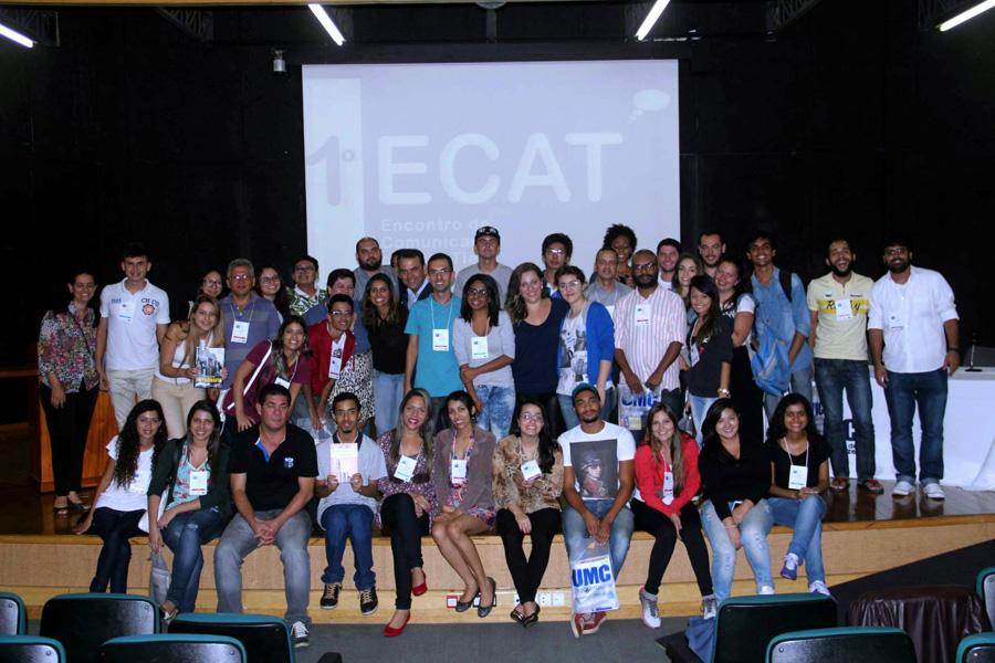 Estudantes e profissionais se reuniram no auditório da UMC - Foto: Suéller Costa