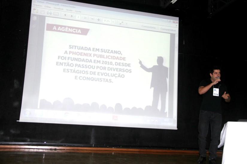 """Lazzaro: """"Nossa região é muito promissora na área da publicidade"""""""
