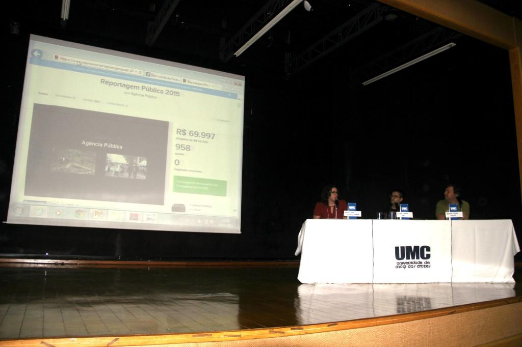 Marina (Pública) e André Rosa da Tracto mostraram uso da tecnologia na produção de conteúdo