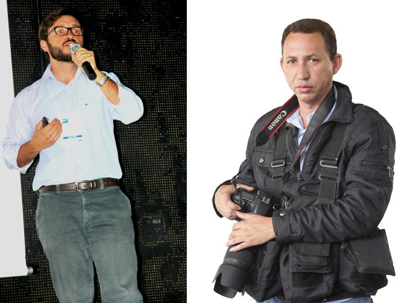 Ruy Guanaes (Publicidade) e Wanderley Costa (Fotografia) vão conduzir oficinas